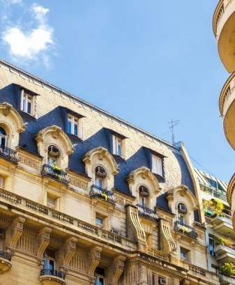 Buenos Aires French Architecture Walking Tour